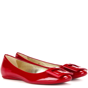 [해외] ROGER VIVIER Gommette patent leather A