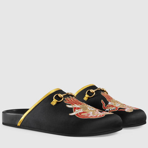정품 / GUCCI 504877 KLWL0 1158 SLIPPER