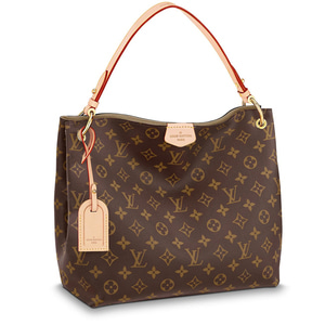 [정품] Louis Vuitton M43701 GRACEFUL PM  / 피오리토