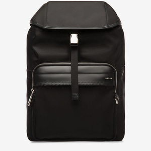 [정품] 발리 / Bally / Waro Backpack in Black  / 피오리토