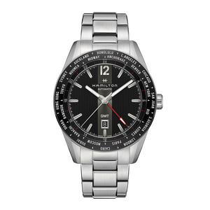해밀턴시계 Hamilton H43725131 Broadway Gmt Limited Edition