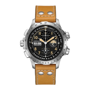 해밀턴시계 Hamilton H77796535 Khaki X-Wind Day Date Auto Chrono - Limited Edition