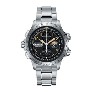 해밀턴시계 Hamilton H77796135 Khaki X-Wind Day Date Auto Chrono - Limited Edition