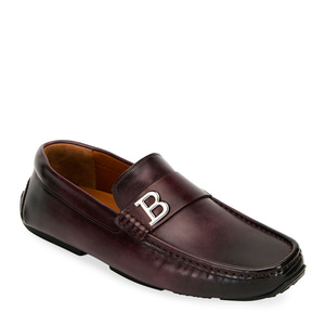 [정품] 발리 BALLY Mens Pievo B-Detail Leather Drivers  / 피오리토