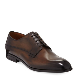 [정품] 발리 BALLY Lantel Burnished Leather Lace-Up Derby Shoe  / 피오리토