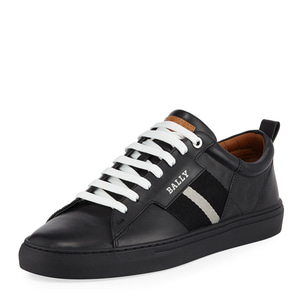 [정품] 발리 BALLY Mens Helvio Leather Low-Top Sneakers  / 피오리토