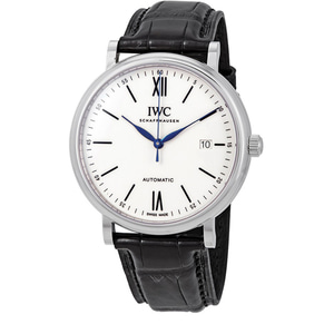 [추가비용없음] IWC IW356519 Portofino Automatic Edition 150 Years 40mm