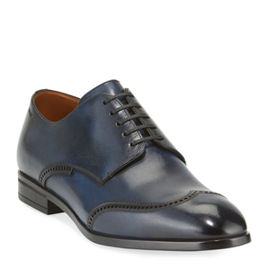 [정품] 발리 BALLY Mens Liniz Wing-Tip Derby Shoes  / 피오리토