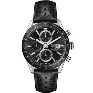 태그호이어 TAG Heuer CBM2110.FC6454 Carrera Calibre 16 Automatic Chronograph 41mm