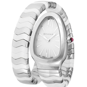불가리 BVLGARI 셀 펜 T SP35WSWCS.1T BVLGARI Serpenti Watch 102182