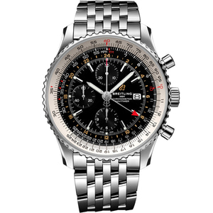 브라이트링 BREITLING A242B-2NP Navitimer World 46mm