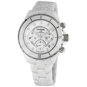 샤넬시계 CHANEL H2009 J12 Automatic Chronograph 샤넬시계 남성