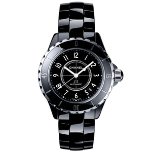샤넬시계 CHANEL J12 H0685 CERAMIC BLACK 남성