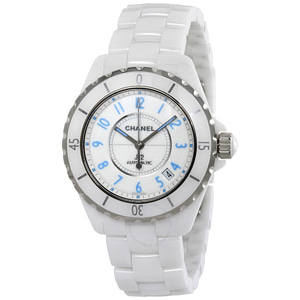 샤넬시계 CHANEL H3827 J12 Automatic Blue Light Limited Edition