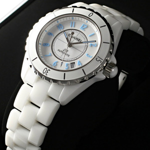[추가비용없음] 샤넬 CHANEL H3827 J12 Automatic Blue Light Limited Edition