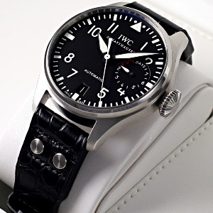 [추가비용없음] IWC IW500401 CLASSIC BIG PILOT'S WATCHES