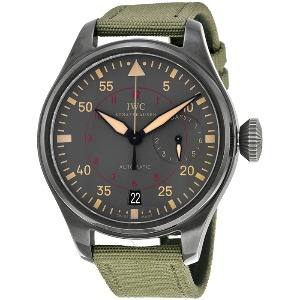 [추가비용없음] IWC IW501902 Big Pilot's Watch Top Gun Miramar 남성