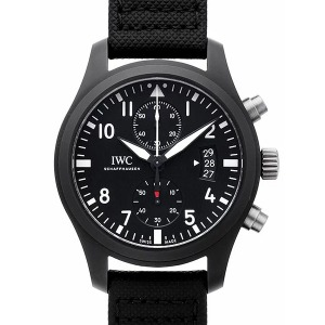 [추가비용없음] IWC IW388007 IWC Pilots Watch Chronograph Top Gun