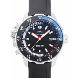 [추가비용없음] IWC IW354702 Aquatimer Deep Two IWC 남성