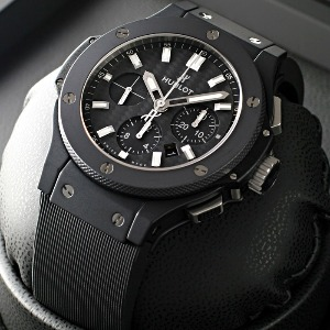 [추가비용없음] 위블로 HUBLOT Big Bang Evolution Black Magic 301.CI.1770.RX Big Bang 44mm