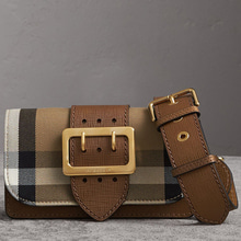 [정품] 버버리 BURBERRY 40224581 SMALL BUCKLE BAG