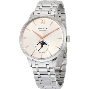 [추가비용없음] 몽블랑 Montblanc Heritage Spirit Moonphase 39mm 남성 111621